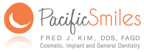 Pacific Smiles, Fred J. Kim, DDS, FAGD, Cosmetic, Implant and General Dentistry - Logo