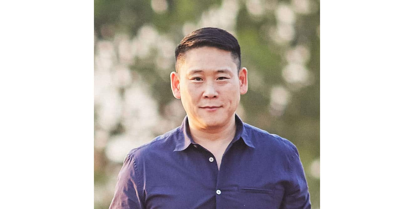 Profile of Dr. Fred Kim at Pacific Smiles